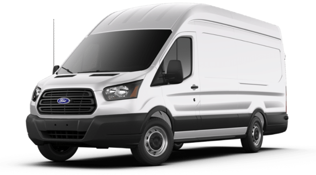 2019 Ford Transit Van Commercial-truck Gasoline Rear Wheel Drive